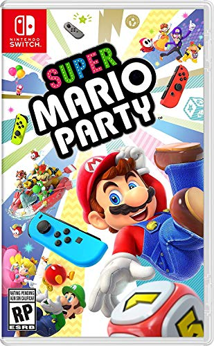 Super Mario Party Nintendo Switch product image