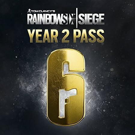 Rainbow Six Siege - Season Pass 2 - PS4 [Digital Code]