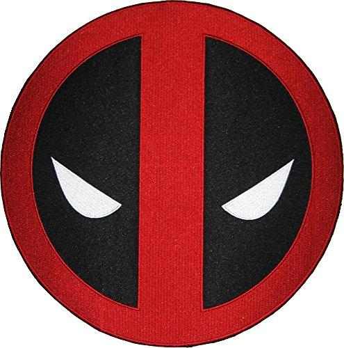 Large Deadpool Logo Patch / Applique