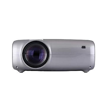 Farzeo LED Proyector De Cine En Casa con Control Remoto Control De ...