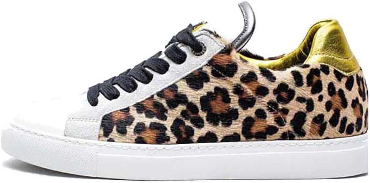 Zadig \u0026 Voltaire Leo Wild Sneakers
