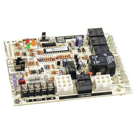 920915 Miller Nordyne Tappan Gibson Furnace Control Circuit Board 624742 (Furnace Control)