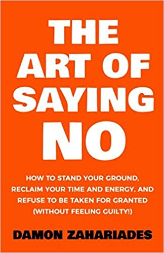 The Energy of Saying, No
