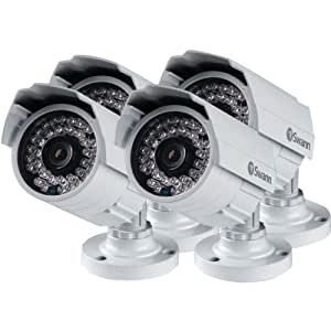 swann swpro-642pk4-us pro-642 multi-purpose day/night security camera (4 pack)