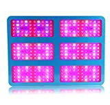 derlights 3000w double chips led grow light full specturm grow lamp for greenhouse hydroponic indoor plants veg and flower 3000w review