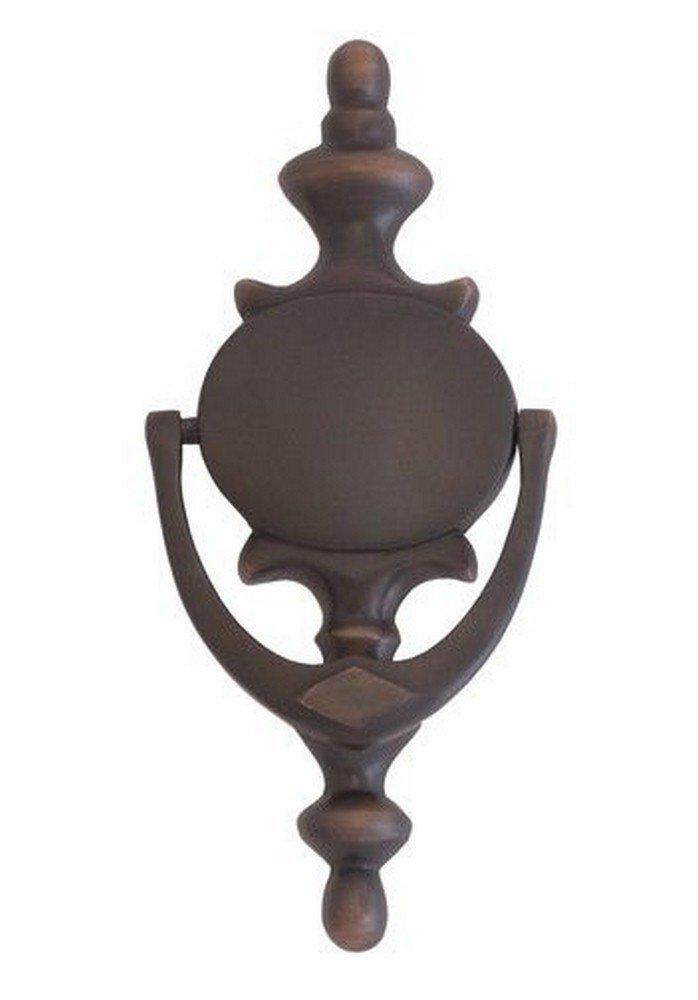 Brass Accents A03-K4002-613VB Imperial Door Knocker, 8'', Venetian Bronze