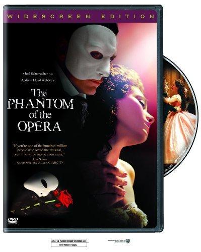 The Phantom of the Opera (Widescreen Edition) by Gerard Butler (Best Home Cinema Headphones)