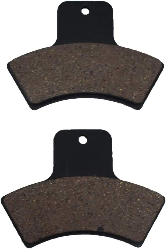 //Trail Boss 325 330 2000-2004 1999-2005 //Xplorer 250 400 4x4 OCEAIR Front and Rear Brake Pads for POLARIS ATV Trail Blazer 250 400 1999-2004