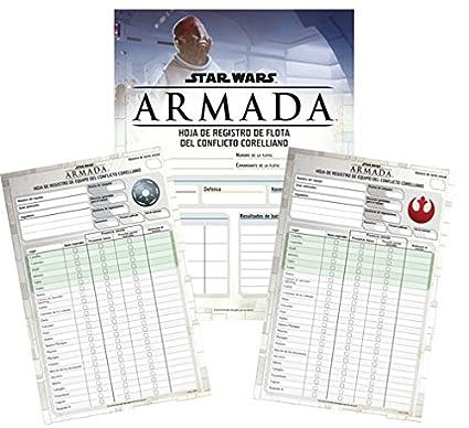 Star Wars - SW Armada: el conflicto corelliano (Edge EDFEDGSWM25): Amazon.es: Juguetes y juegos