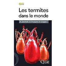 Les termites dans le monde (Guide pratique)