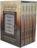 Unlocking the Torah Text: Five Book Set