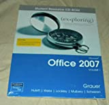 Exploring Microsoft Office 2007 Vol 1 Student CD, Grauer, Robert, 0131575716
