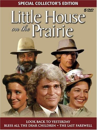 Set Ratio - Little House on the Prairie - Special Edition Movie Boxed Set (Look Back to Yesterday / Bless All the Dear Children / The Last Farewell)