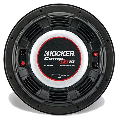 Kicker 43TCWRT102 CompRT 10