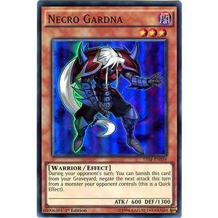 Necro Gardna X 3 RYMP-EN009 Secret Yugioh