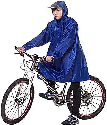 Poncho para lluvia de mujer para ir en bicicleta de Goldbeing ...