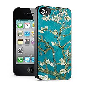 Tree Pattern 3D Effect Case for iPhone4/4S