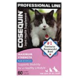 Cosequin Joint Health Plus Boswellia Cat Supplement, 60 Sprinkle Capsules by Cosequin