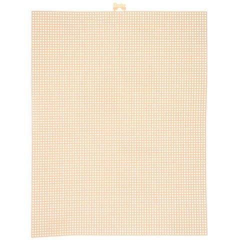 Bulk Buy: Darice DIY Crafts #7 Mesh Plastic Canvas Beige ...