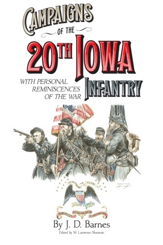 Campaigns of the 20th Iowa Infantry ebook