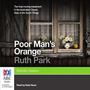 Poor Man's Orange Audiobook