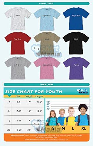 I LOVE HIP HOP Africa Afro American Kids Short Sleeve T Shirt