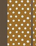 ESV Single Column Journaling Bible (Cloth over Board, Polka Dots)