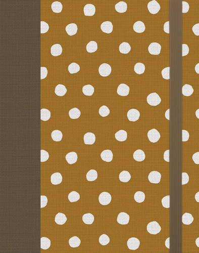 - ESV Single Column Journaling Bible (Cloth over Board, Polka Dots)