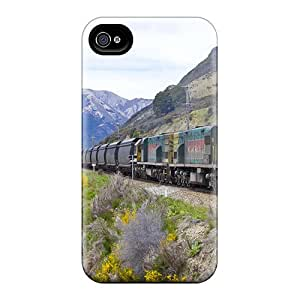 New Coming Round The Mountain Tpu Skin Case Compatible With Iphone 4/4s