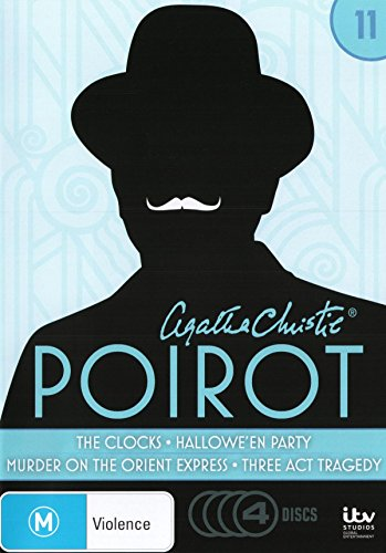 Agatha Christie's Poirot: Volume 11 [The Clocks/Hallowe'en Party/Murder on the Orient Express/Three Act Tragedy] [NON-USA Format / PAL / Region 4 Import - Australia]]()
