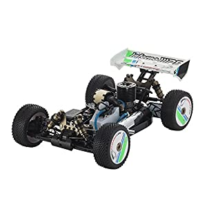 Kyosho Inferno MP9 TKI Ready Set RTR Nitro-Powered Racing Buggy (1:8 Scale)