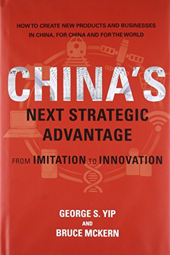 China's Next Strategic Advantage: From Imitation to