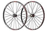 Vuelta MTB Race Wheel Set, Black, 29-Inch