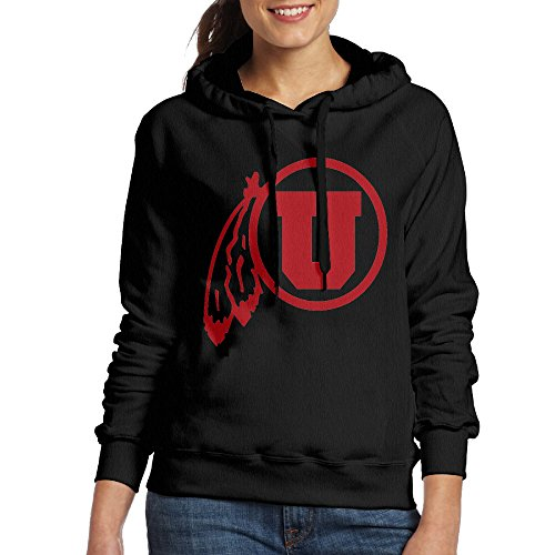 Bekey Women's University Of UTAH Hoodie Jacket S - Los Frame Angeles Shirt London