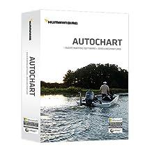 Humminbird AutoChart Map Card