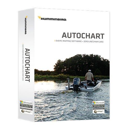 Humminbird AUTOCHART Electronic Chart SKU: 600031-1