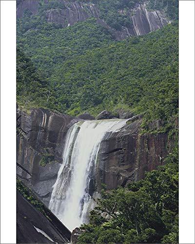 Media Storehouse 10x8 Print of Waterfall of Chihiro (18990849)