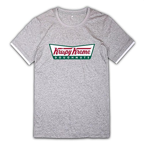 desin-creatr-mens-krispy-kreme-logo-customized-o-neck-t-shirts-light-grey-m