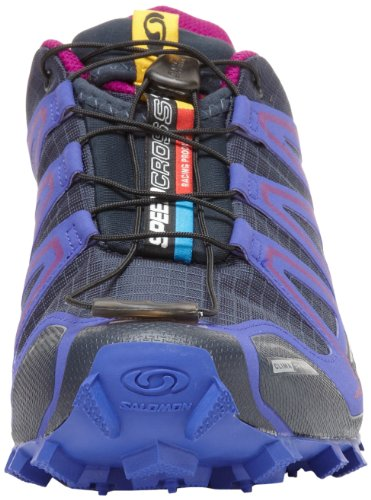 Salomon Speedcross 3 CS W Deep Blue Blue Purple 38