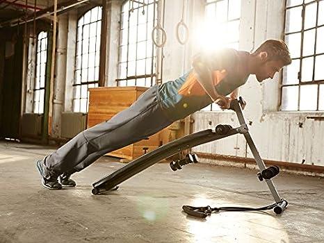 Peso Banco Banco de entrenamiento para ejercicios De Abdomen: Amazon.es: Deportes y aire libre
