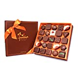 Jacques Torres Chocolate Milk Chocolates 50pc
