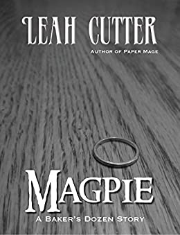 Magpie by [Cutter, Leah]