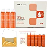 VB program Super Collagen 20ml X 35 Ampoules, total 700ml Lively and moist, low molecular weight collagen ampoule + Gifts