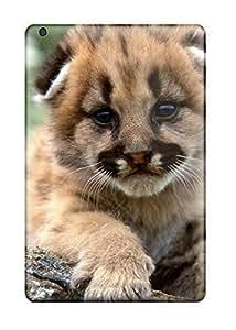 Excellent Design Lion Pictures Phone Case For Ipad Mini/mini 2 Premium Tpu Case