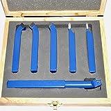 Carbide tip tool bit set 1/2″