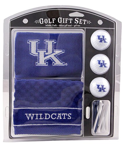 Wildcats Embroidered Tri Fold - University of Kentucky Wildcats Embroidered Towel Gift Set
