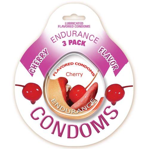 Lifestyles flavored condom discs