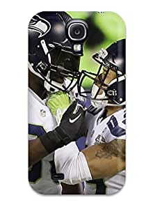 Hot Design Premium LpYxkqC3104REMmY Tpu Case Cover Galaxy S4 Protection Case(seattleeahawks )