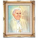 Pope Benedict XVI Framed Art