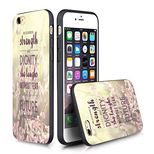 iPhone Clothed Strength Kindness Proverbs product image